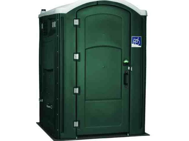 Tijdelijk Toilet Binnen : Speciaal voor mensen met een beperking verhuurt vedeko